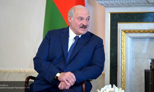 В Сети появилось фото со свадьбы внучки Лукашенко