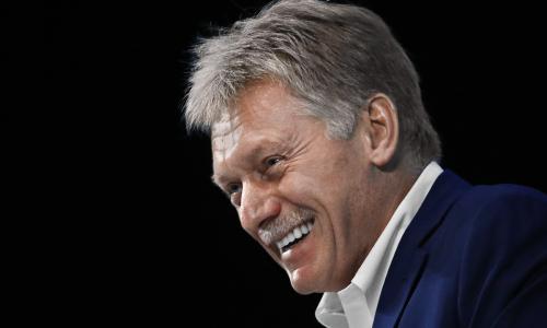 Песков выиграл 10 тыс. рублей в «Миллионе призов»